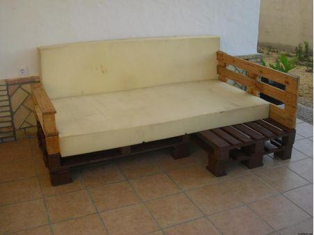Construcao de moveis de pallets reciclados www - Goma espuma para sofas ...